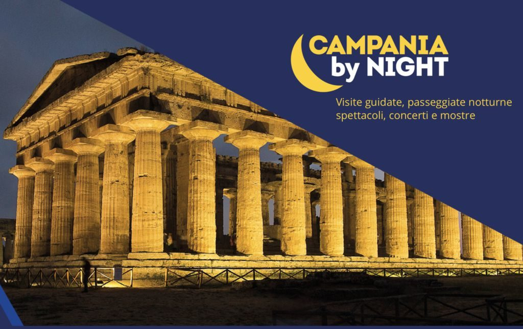 Campania By Night